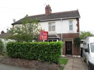 semi detached house to rent in Sandbach Road North...