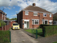 semi detached property to rent in HARGRAVE AVENUE, Crewe...