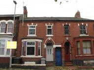 1 bedroom Ground Flat in Delamere Street, Crewe...