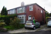 semi detached house in Orchard Avenue...