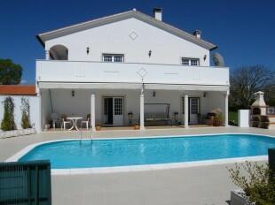 Pool terrace to rear