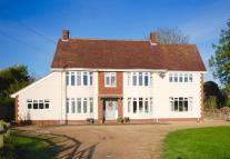4 bed Detached property for sale in Keward, Wells