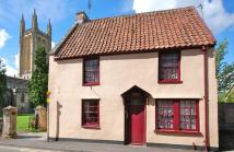 3 bed Detached house for sale in 13 Priest Row, Wells...