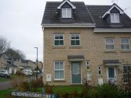 semi detached home in Masonfield Crescent...