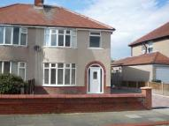 Homfray Avenue semi detached house to rent