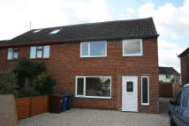 semi detached property in Lock Crescent, Kidlington