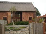 Barn Conversion in Lyngate Gardens...