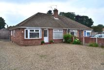 Semi-Detached Bungalow to rent in Allerton Road, Sprowston