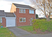 Link Detached House in Rye Close, North Walsham...