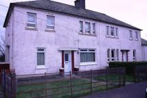 2 bed Ground Flat to rent in Whirlie Road, Crosslee...