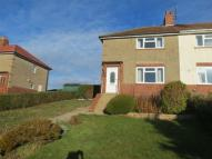 2 bedroom semi detached house in East Bank, Weaverthorpe...