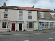Terraced home in High Market Place...