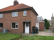 3 bedroom semi detached home to rent in Chapel Lane...