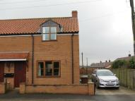 2 bed semi detached house to rent in Back Lane South...