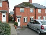 semi detached house to rent in School Hill, Chickerell