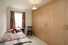 Bed 2 -wardrobes