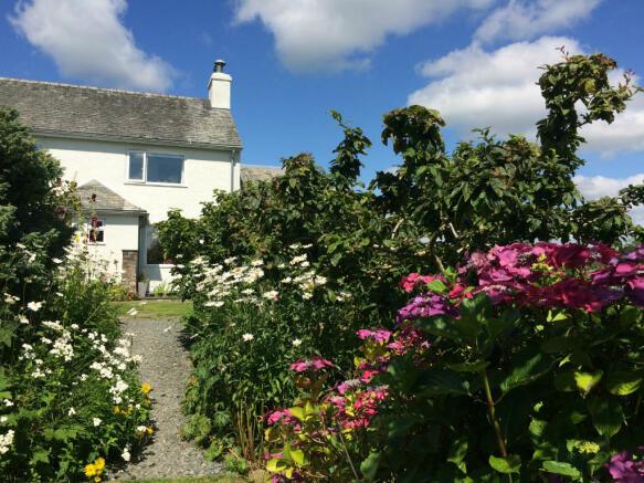 1/5th acre garden