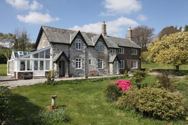 5 bedroom country house for sale in bickleigh near