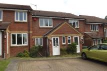 Terraced home in Chineham RG24