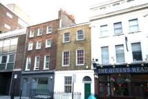 3 bed Terraced property in Acton Street, London...