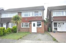 3 bed semi detached home to rent in Haslett Road, SHEPPERTON...