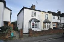 2 bedroom semi detached house in Thistlecroft Road...