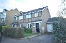 Danesfield Close semi detached property to rent