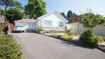 3 bedroom Detached Bungalow for sale in Branksome Wood Gardens...