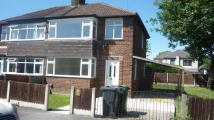 Alwyn Gardens semi detached house to rent