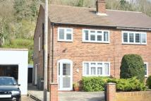 semi detached house for sale in Caterham Drive...