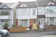 End of Terrace home in Woodcote Grove Road...
