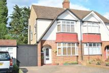 3 bedroom semi detached house for sale in Thornton Crescent...