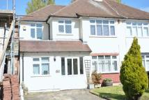 semi detached house for sale in The Crossways...