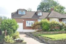 semi detached property for sale in Rydons Lane, Old Coulsdon