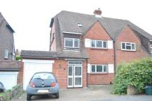 semi detached house in Darcy Close, Old Coulsdon
