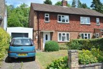 2 bedroom semi detached property in Caterham Drive...