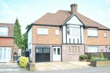 semi detached property in Coulsdon Road...