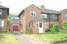 3 bedroom semi detached house in Caterham Drive...