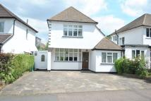 Detached property in Tollers Lane...