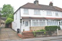 3 bed Terraced property in Chipstead Valley Road...