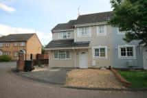 semi detached property in May Close,  Swindon, SN2