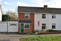 semi detached property in Galmington Drive, Taunton