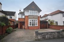 Detached property for sale in Henley Road, Taunton