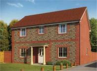 4 bed new house in Bishops Hull, Taunton