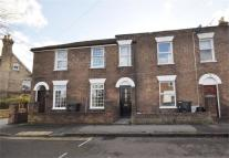 Trinity Street Terraced house to rent