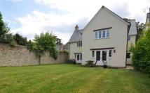 Detached home for sale in Dipford Road, Trull