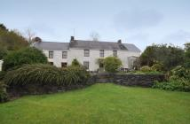 5 bedroom Detached house in Gellywen...