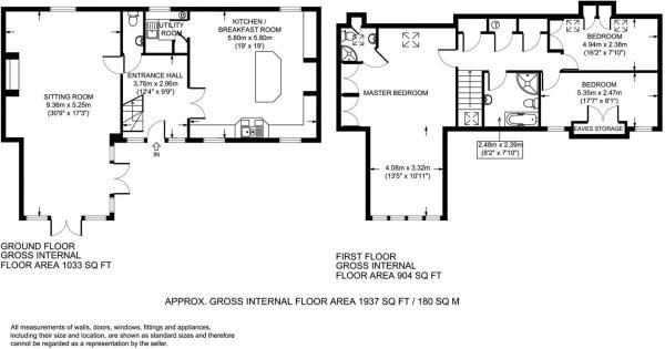 floor plan willow ba