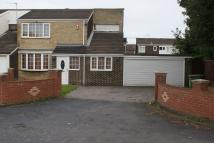 3 bed semi detached home to rent in Tawney Close...
