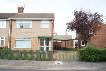 Danby Road semi detached property to rent